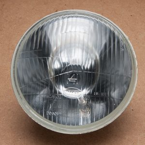 Halogen Headlamp Curved Glass – (LL18 Bulb Not Included)