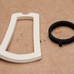 Gaskets – Rear Saloon Light Casting to Body (per casting)