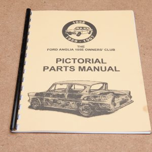 Pictorial Parts Manual