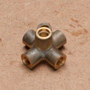 5-way Brake Pipe Union (for Brake Switch)