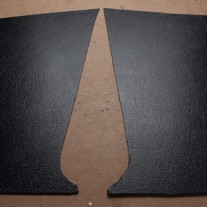 Interior Kick Panel Boards (pair)