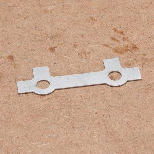 Tab washer (stabiliser bar u-bolts)