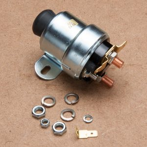 Push Button Starter Solenoid (early)