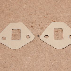 Fuel Pump Paper Gasket (pair)