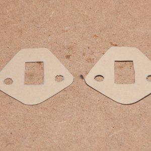 Fuel Pump Paper Gasket (pair)
