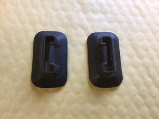 Bumper Iron Grommets (Pair)