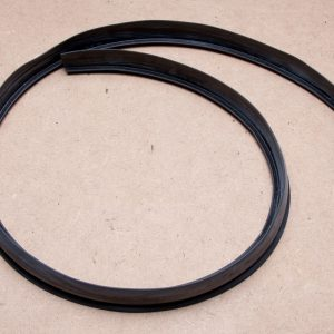 """T"" section rubber bonnet seal (below windscreen)"