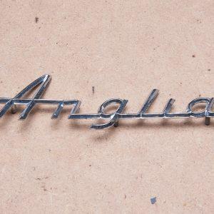 'Anglia' script badge