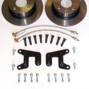 Front Disc Brake Conversion Kit for Standard Struts