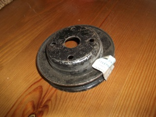 Water Pump Pulley Wheel