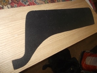 Backseat Bottom Trims for the Saloon (pair)