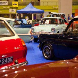 2017 Classic Motor Show