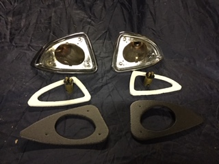 Front Indicators and fittings (1965-67)