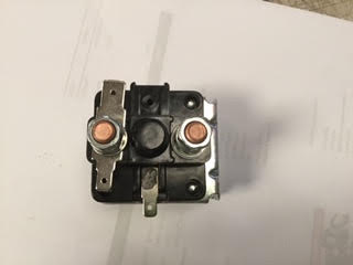 Square Starter Solenoid (late)