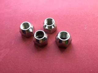 Wheel Nuts 7/16″ UNF open ended (Pack of 4)