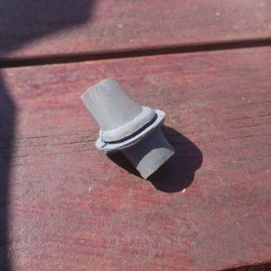 Grommet Inner Wing Wiring (Grey) – Pair