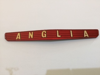 ANGLIA front badge insert – High Quality